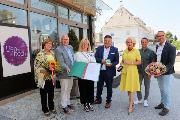 Graz-Umgebung und Voitsberg: LiebVanBoch seit sieben Jahren in Lieboch