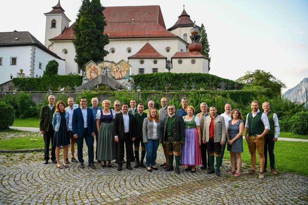 Wahl 2021: Christoph Schragl will weiterhin viel für Traunkirchen bewegen (mit Video)