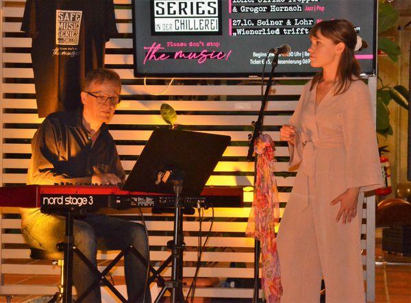 Trofaiach: Zweites Jahr für die Safe Music Series: Ein Abend zum Träumen und genießen