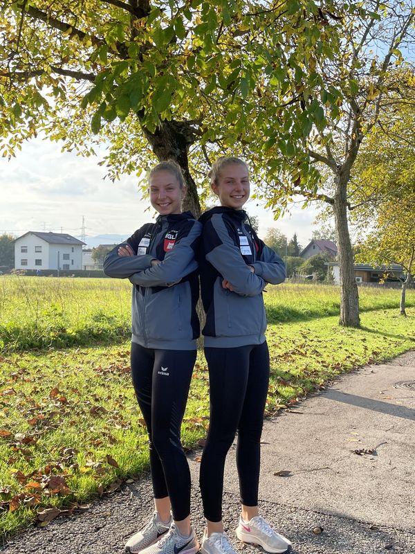 Leichtathletik: Zwei Schwestern, die wissen, wie es läuft