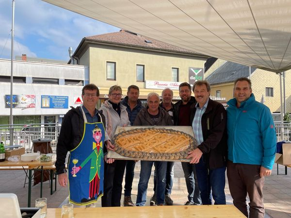 Kochen: Bürgermeister des Bezirks Lilienfeld haben 750 Euro gesammelt