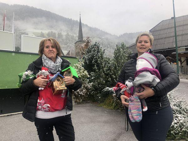 Dorfplatz Unternberg: Adventmarkt zugunsten der Kinderkrebshilfe geplant