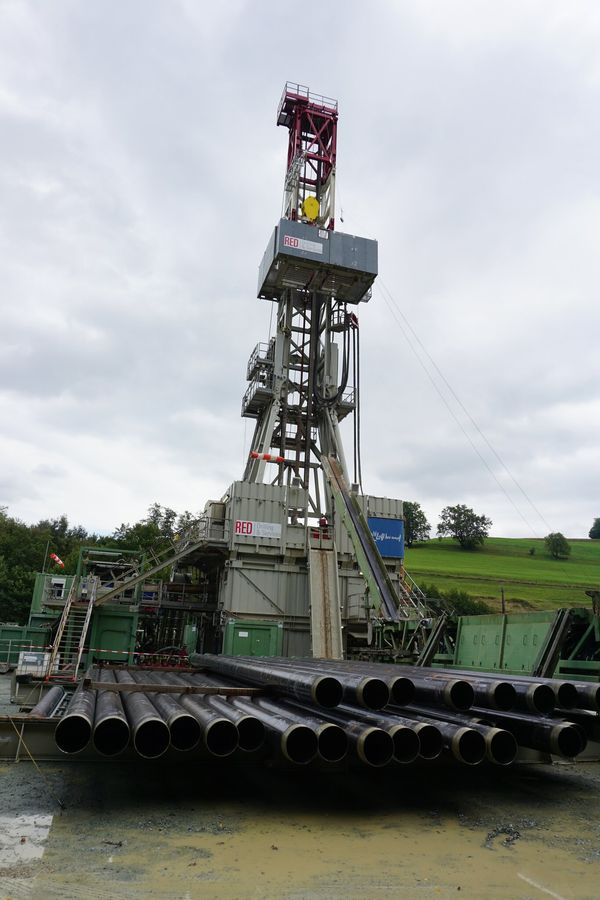 Bad Loipersdorf: Heißes Wasser fließt bereits im Rehgraben