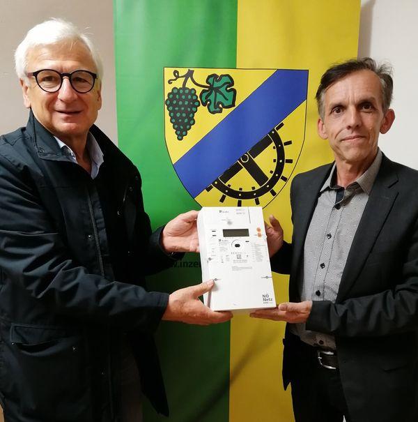 Netz NÖ: Die Gemeinde Inzersdorf-Getzersdorf bekommt Smart Meter