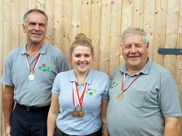 Tiroler KK-Meisterschaft: Tiroler Meisterschaft KK-100m 18. und 19. September 2021 in Innsbruck - Arzl