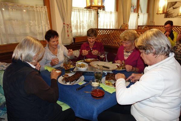 Seniorenbund Hopfgarten: Abschluss der Wandersaison 2021