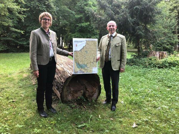 Zur besseren Koordination: Oberösterreichs Jagdgebiete werden digitalisiert