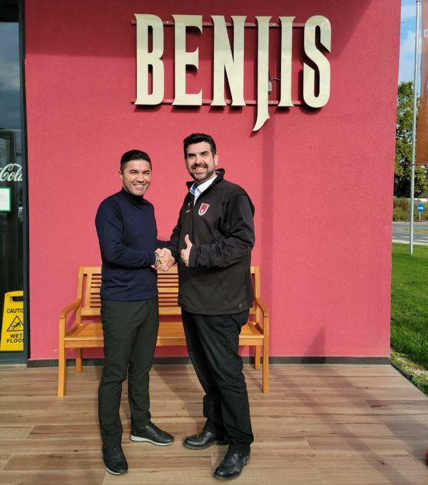Fußball: Benji's Kebap ist neuer Sponsor vom SC Eisenstadt