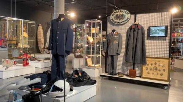 Wintersportmuseum Mürzzuschlag: Sonderausstellung Blaulicht wird verlängert