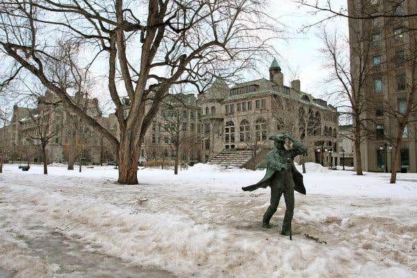 McGill et Potter: le symptôme du déclin des universités