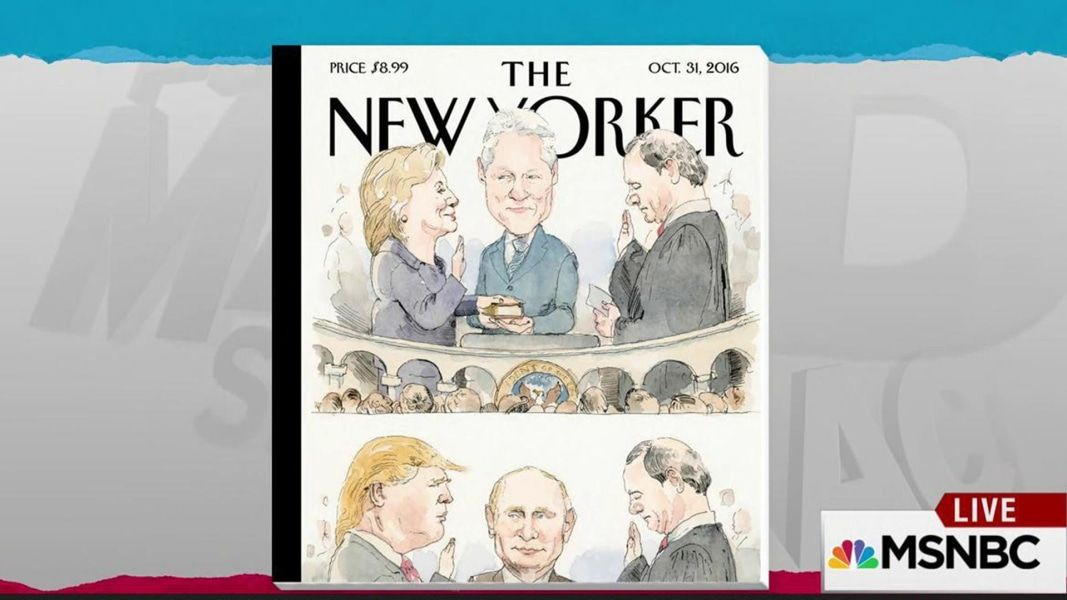 Exclusive: The New Yorker to endorse Hillary Clinton