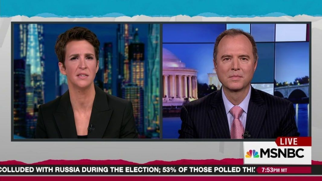 Schiff presses for public hearing for Yates