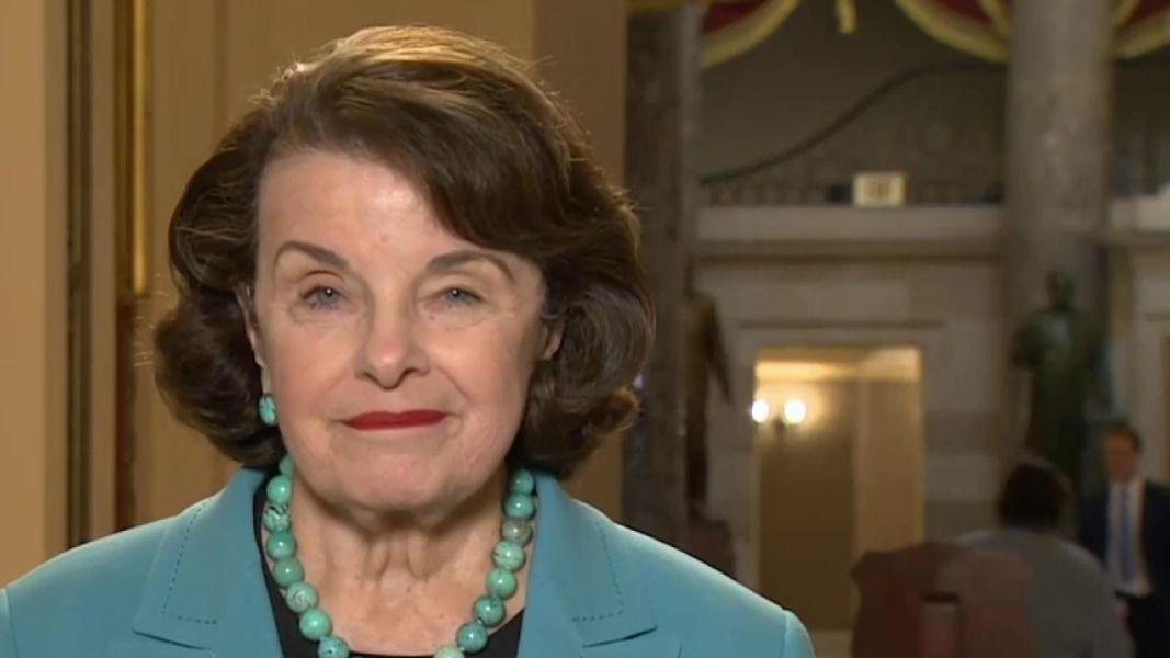 Feinstein: I've Never Been Briefed on...