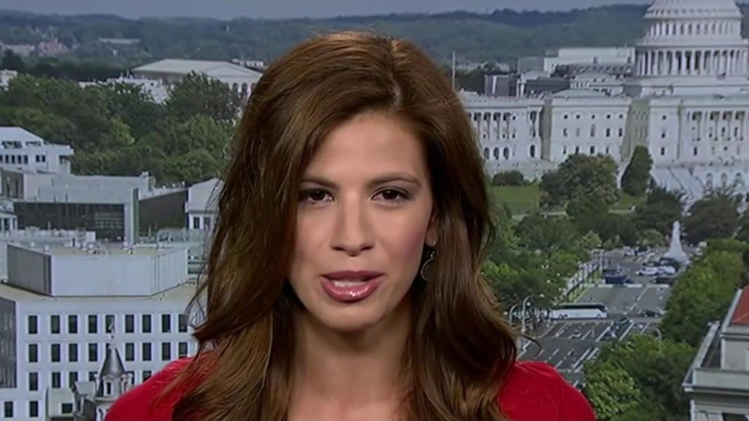 Michelle Fields: What if Ben Jacobs Were...