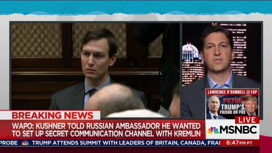 Reported concealment by Kushner raises alarm