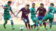 [西班牙盃8強預告]巴塞隆拿vs利雲特:香港時間1月30日5點