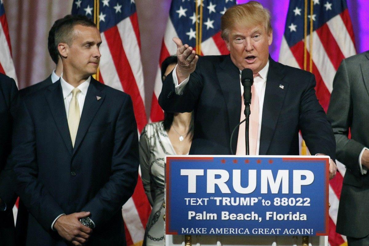 Who Is Donald Trump's Controversial Top Aide Corey Lewandowski? - NBC News