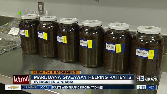 Cannabis oil giveaway helps police officer with PTSD