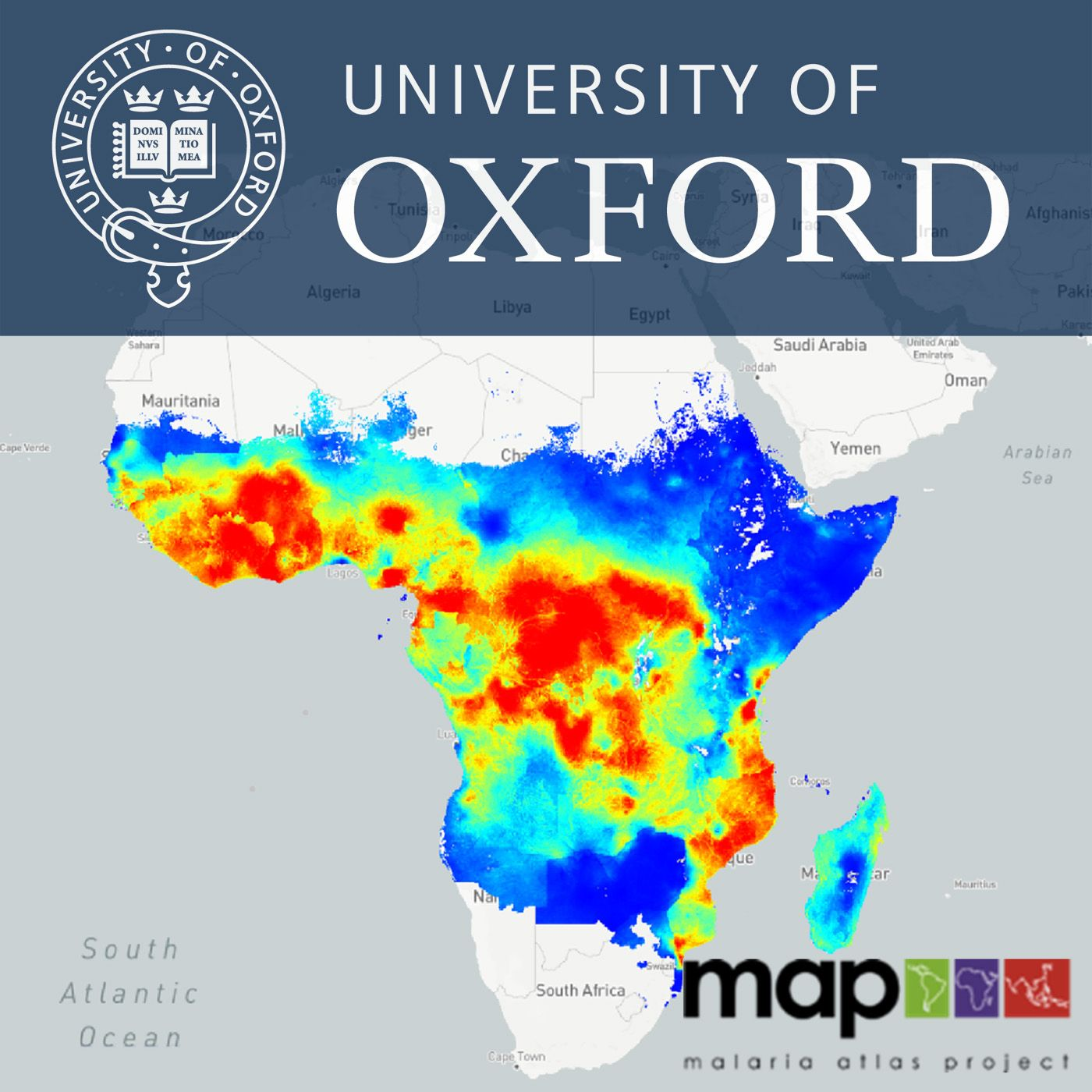 Statistical methods used to map malaria and other infectious diseases