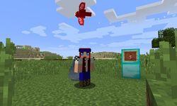 Minecraft 1.11.1 - Snapshot 16w50a - Zmiany w walce oraz nowości
