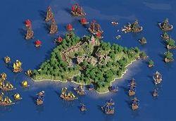 Clash of Empires - Mini gra PvP #aktualizacja