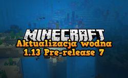 Minecraft pre-release 7/8/9 - co nowego? #3