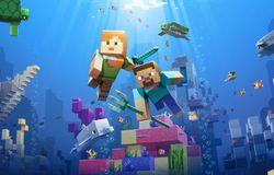Aktualizacja wodna Minecraft 1.13 - przegląd zmian