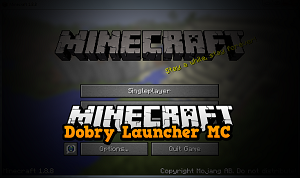 dobry launcher minecraft