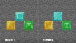 Druga wersja nowej paczki tekstur dla Java Minecraft 1.13
