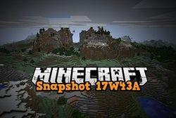 Snapshot 17w43a - Pierwsza aktualizacja Minecraft 1.13