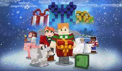 Świąteczne prezenty przez 12 dni na rynku Minecraft