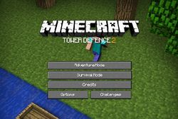 Tower Defence 2 - Minecraft