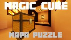 Magic Cube - mapa Puzzle Minecraft