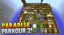 Parkour Paradise 2 - kolejne 100 mini parkourów
