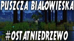 Wirtualna Puszcza Białowieska jako kopia zapasowa w Minecraft