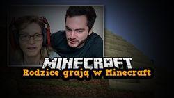 Zagraj z rodzicem w Minecraft