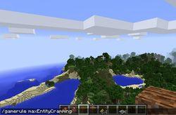 Snapshot 16W38A nowa komenda gamerule