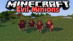 Minions - Minecraft 1.7.2-1.7.10