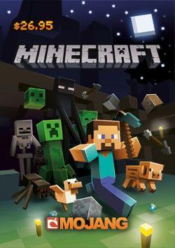 GiftCode Minecraft - Karty z kodami premium