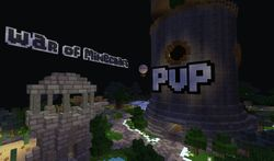War of Minecraft [WoM] - Serwer PvP