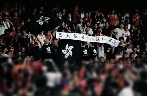 【我願榮光歸香港】何以為信念從沒退後,只因我們都是香港人
