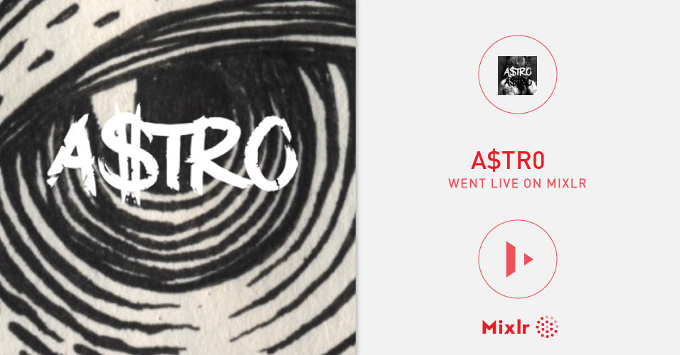astrogeologist on Mixlr