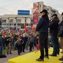 """""""Македонија Блокира"""" го блокираше центарот"""