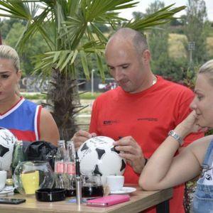 Македонските спортски ѕвезди со поддршка за Проект Среќа