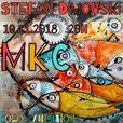Изложба на Стефан Димовски во МКЦ