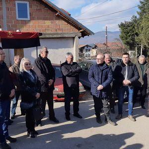 """Тимови од раководството на ВМРО-ДПМНЕ почнаа со акција ,,Обновата ПРЕД ВАШИОТ ДОМ"""""""