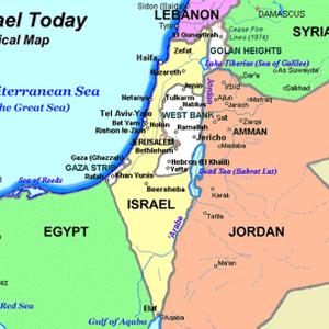 ИЗРАЕЛ - ветената библиска земја (17)