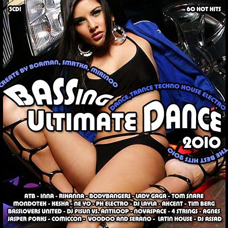 Bassing Ultimate Dance 2010