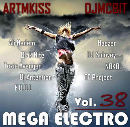Mega Electro from DjmcBiT vol.38