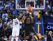 聯盟承認昨天Durant最後蓋James那球犯規了